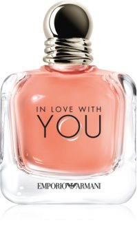 Armani Emporio In Love With You Eau de Parfum για γυναίκες 100 μλ