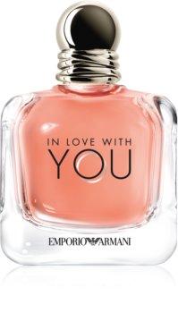 Armani Emporio In Love With You Eau de Parfum voor Vrouwen  100 ml