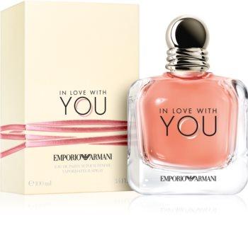 Armani Emporio In Love With You Eau de Parfum για γυναίκες 100 μλ