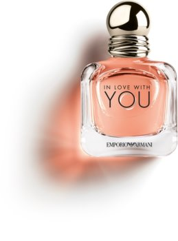 Armani Emporio In Love With You Eau De Parfum Pour Femme 100 Ml