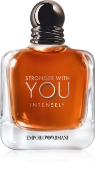 Armani Emporio Stronger With You Intensely eau de parfum para homens 100 ml