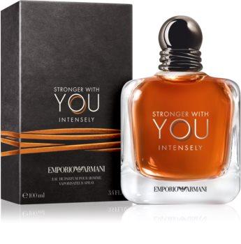 Armani Emporio Stronger With You Intensely eau de parfum para hombre 100 ml
