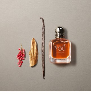 Armani Emporio Stronger With You Intensely Eau de Parfum για άνδρες 100 μλ