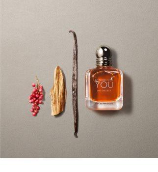 Armani Emporio Stronger With You Intensely eau de parfum pour homme 100 ml