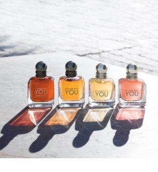 Armani Emporio Stronger With You Intensely eau de parfum pentru bărbați 100 ml