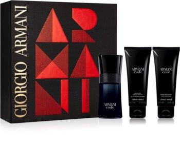 Armani Code coffret cadeau XV.