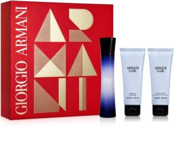 Armani Code Gift Set  XIV.