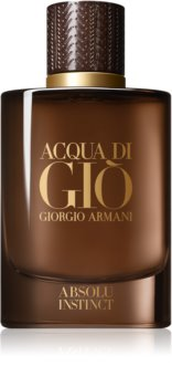 Acqua Di Giò Absolu Instinct by Armani