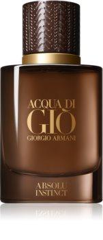 Armani Acqua di Giò Absolu Instinct eau de parfum pentru barbati