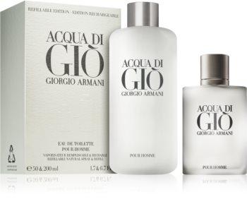 Armani Acqua di Giò Pour Homme poklon set IV.