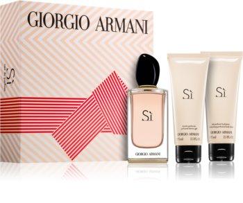 Armani Sì подаръчен комплект l.