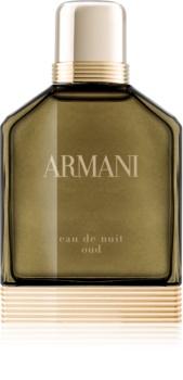 Armani Eau de Nuit Oud Eau de Parfum für Herren 50 ml