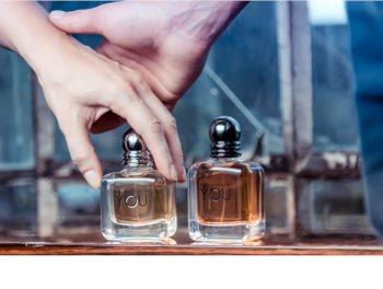 Armani Emporio Because It's You Eau de Parfum Damen 100 ml