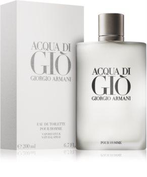 Armani Acqua di Giò Pour Homme woda toaletowa dla mężczyzn 200 ml