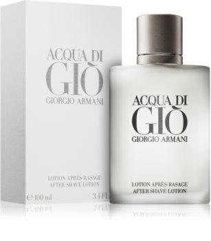 Armani Acqua di Giò Pour Homme тонік після гоління для чоловіків 100 мл