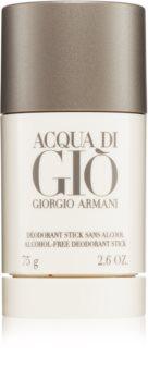 Armani Acqua di Giò Pour Homme desodorizante em stick para homens 75 ml