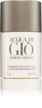Armani Acqua di Giò Pour Homme stift dezodor uraknak 75 ml