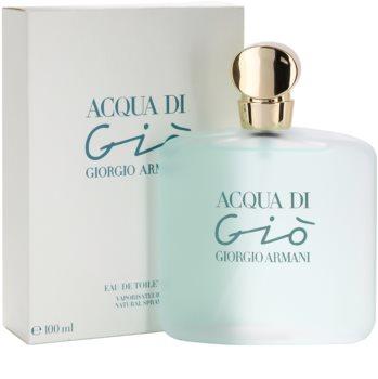 Armani Acqua di Giò Eau de Toilette for Women 100 ml