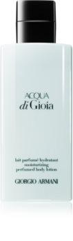 Armani Acqua di Gioia Körperlotion für Damen 200 ml