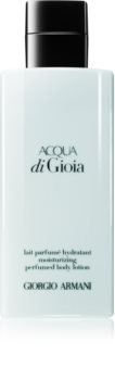 Armani Acqua di Gioia tělové mléko pro ženy 200 ml