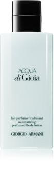 Armani Acqua di Gioia telové mlieko pre ženy 200 ml