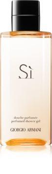 Armani Sì gel de duche para mulheres 200 ml