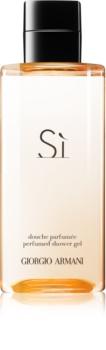 Armani Sì gel de dus pentru femei 200 ml