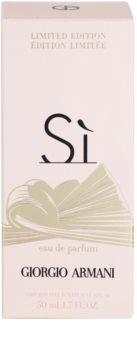 Armani Sì  Limited Edition parfémovaná voda pro ženy 50 ml