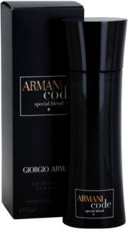 Armani Code Special Blend toaletna voda za muškarce 75 ml