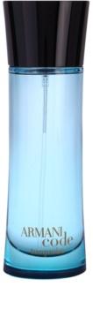 Armani Code Turquoise toaletna voda za moške 75 ml