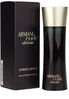 Armani Code Ultimate Eau de Toilette Herren 75 ml