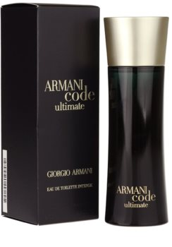 Armani Code Ultimate toaletná voda pre mužov 75 ml