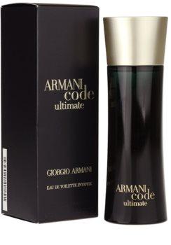 Armani Code Ultimate toaletní voda pro muže 75 ml