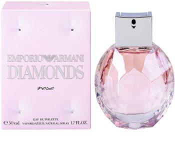 Armani Emporio Diamonds Rose тоалетна вода за жени 50 мл.