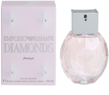 Armani Emporio Diamonds Rose Eau de Toilette for Women 30 ml