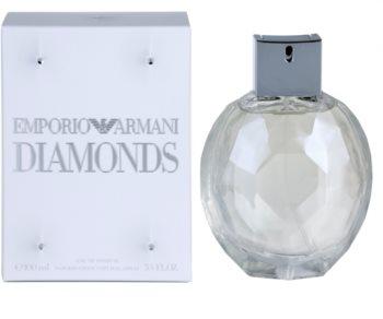 armani emporio diamonds eau de parfum f r damen 100 ml. Black Bedroom Furniture Sets. Home Design Ideas