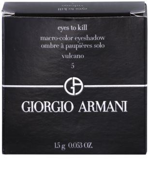 Armani Eyes To Kill Mono senčila za oči