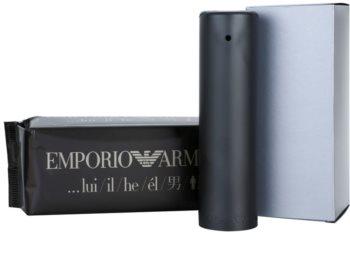 Armani Emporio He eau de toilette para homens 100 ml