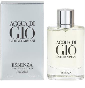 Armani Acqua di Gio Essenza woda perfumowana dla mężczyzn 75 ml
