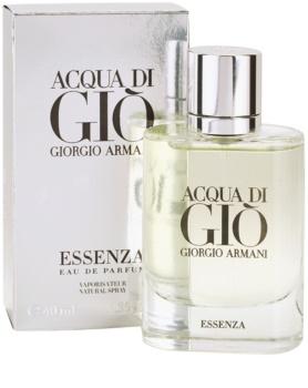 Armani Acqua di Giò Essenza eau de parfum pentru barbati 40 ml
