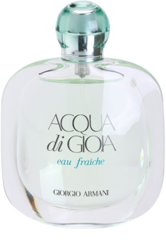 Armani Acqua Di Gioia Eau Fraiche Eau De Toilette Für Damen 50 Ml