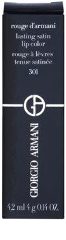 Armani Rouge D'Armani hosszan tartó rúzs