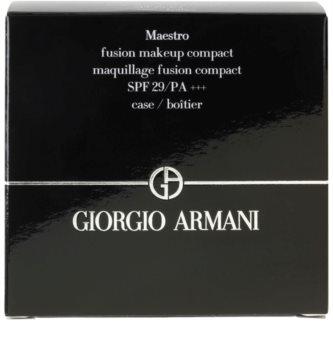Armani Maestro футляр для компактної  пудри