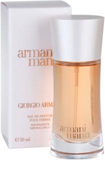 Armani Mania Eau de Parfum για γυναίκες 50 μλ