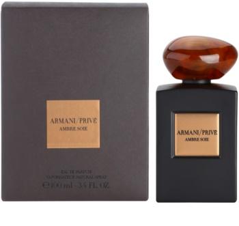 Armani Prive Ambre Soie parfémovaná voda unisex 100 ml
