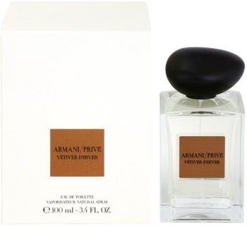 Armani Prive Vetiver Babylone eau de toillete για άντρες 100 μλ