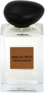 Armani Prive Vetiver Babylone eau de toilette férfiaknak 100 ml