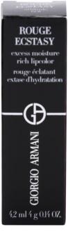 Armani Rouge Ecstasy hidratáló rúzs