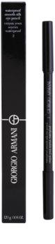 Armani Smooth Silk водостійкий контурний олівець для очей з аплікатором