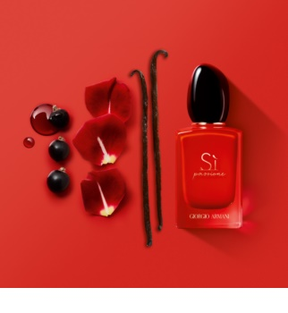 Armani Sì  Passione Eau de Parfum για γυναίκες 50 μλ Περιορισμένη έκδοση